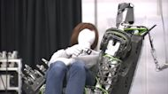 Humanoid robot 'to aid disaster zones'