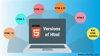 Versions of Html | Significance of Various HTML Versions