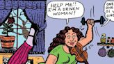 Aline Kominsky-Crumb Invented the Hot Mess