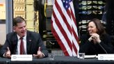 U.S. VP Harris to Unveil Steps to Boost Unions in Federal Workforce