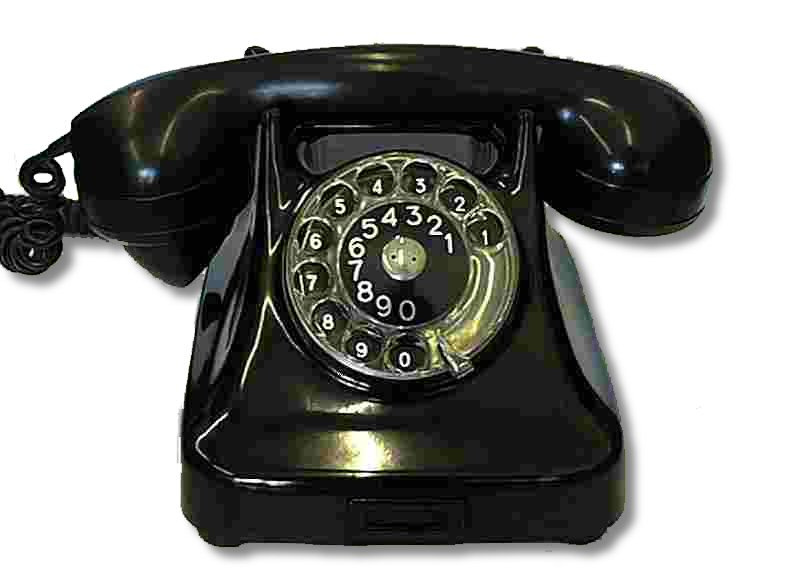Old Phones for sale - restored, working original telephones