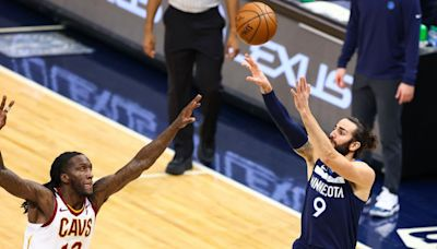 Report: Timberwolves trading Ricky Rubio to Cavaliers for Taurean Prince
