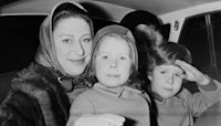 Princess Margaret Had 2 Children, But They're Barely Featured On 'The Crown'