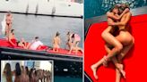 Models grilled after recreating infamous 'Butt Squad' stunt in Turkey