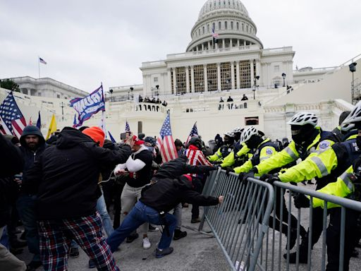'Clear the Capitol,' Vice President Mike Pence pleaded, according to timeline of riot