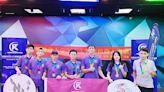 台港澳人工智能機器人賽 龍華科大奪最佳團體獎