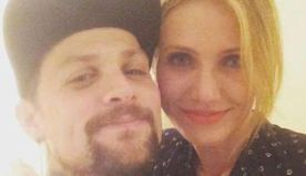Cameron Diaz and Benji Madden Secretly Welcome Baby Girl