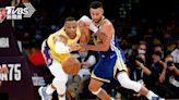 NBA新賽季開打!柯瑞締造生涯八度「大三元」│TVBS新聞網