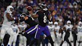 Battle of young guns has legs: Chargers' Justin Herbert vs. Ravens' Lamar Jackson