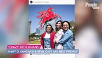 Jimmy O. Yang Says 'Crazy Rich Asians' Cast Are Still 'Best Friends' After Virtual Watch Party