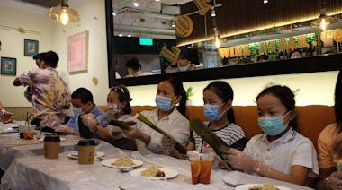 尼泊爾腎病少女端午學包素糉 餐廳老闆冀促共融提供工作機會
