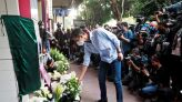 Protest Staged Over Murder of French Businessman in Mexico