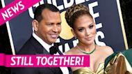 Alex Rodriguez Flies to See Jennifer Lopez on Set After Split Rumors