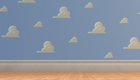You Can Transport Yourself Into Your Favorite Disney Movie with These Virtual Backgrounds