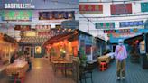 首爾建大貨櫃屋新開港式大牌檔餐廳 招牌掛滿天台似曾相識 | 心韓