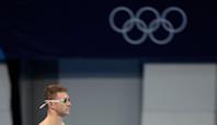 American swimmer Ryan Murphy wins bronze in 200 men's backstroke