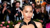 Zoë Kravitz to make directorial debut with 'Pussy Island'