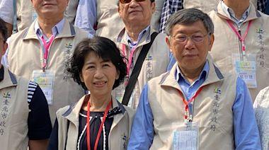 柯文哲夫婦存款增168萬 聲明「已出清有中國名稱之基金」