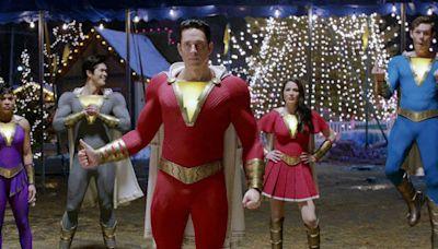 'Shazam 2': David Sandberg Reveals First Look at Superhero Suits (Photo)