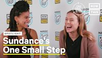 Artists at Sundance Film Festival Share Their One Small Steps | NowThis