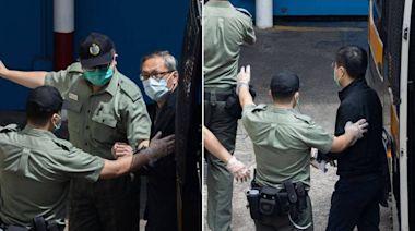 港警突襲逮捕 壹傳媒張劍虹、羅偉光願辭職仍遭拒保、8月13日再訊