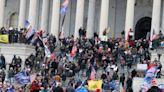 Two Virginia police officers placed on leave after attending Capitol riot