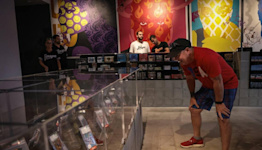 Got old sports cards or collectibles? You'll want to check out this new Wynwood shop