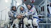 第一個阿拉伯人!阿聯太空人抵達國際太空站