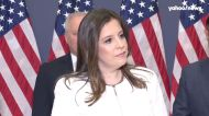 Stefanik says Republicans are unified in working with Trump