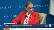 Special Project at UArizona to honor late Justice Ruth Bader Ginsburg