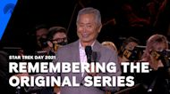 George Takei Remembers Star Trek's Unique Impact On Science Fiction | Star Trek Day 2021 | Paramount+