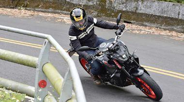 【試乘報告】YZF-R1電控下放!YAMAHA「MT-09」