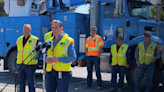 Newsom demanded PG&E 'fix this damn thing.' New CEO says they've made quick progress