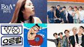 Melon評選「K-POP百大名曲」:前三名BoA、EXO、PSY,BTS與SHINee曲數最多