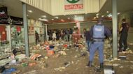 Deadly Riots Set Back South Africa's Economic Recovery