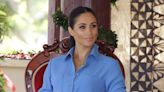 Why Meghan Markle Won't Be with Prince Harry at Princess Diana's Statue Unveiling