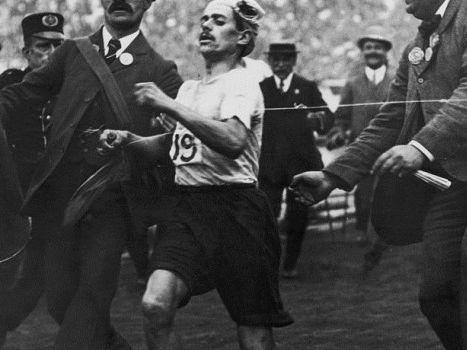 [奧運馬拉松故事12]1908倫敦-被取消資格的竟比金牌還有名 - 跑步 | 運動視界 Sports Vision