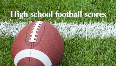 Prep football: Friday's Southland high school football scores