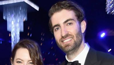Emma Stone and Dave McCary's Rare Date Night Is a Total Home Run
