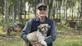 Anchorage man, his dog walk distance equal to lap around Earth in 8 years