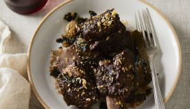 Instant Pot Short Ribs With Roasted Seaweed Gremolata Recipe on Food52