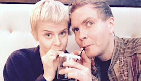 "Jónsi and Robyn Share New Song ""Salt Licorice"": Listen"