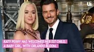 Katy Perry Celebrates 'Smile' Release From 'Hospital Bed' After Giving Birth