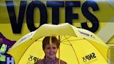英國地方選舉登場 蘇格蘭獨立議題受注目