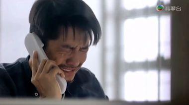 逆天奇案|黃嘉樂完美演繹憤怒又自責 探監超催淚:喊到收唔到聲