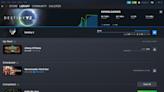 Steam 更新帶來新的下載與儲存空間介面