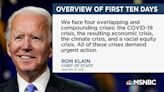 Biden's ambitious agenda: Dozens of executive orders planned for first 10 days