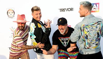 Backstreet Boys and 'N Sync just teamed up for your dream boy band performance