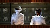 Here's What Daft Punk Looks Like Without Their Helmets