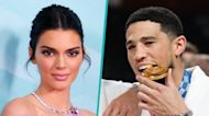 Kendall Jenner Congratulates Boyfriend Devin Booker On His Gold Medal Win At Tokyo Olympics